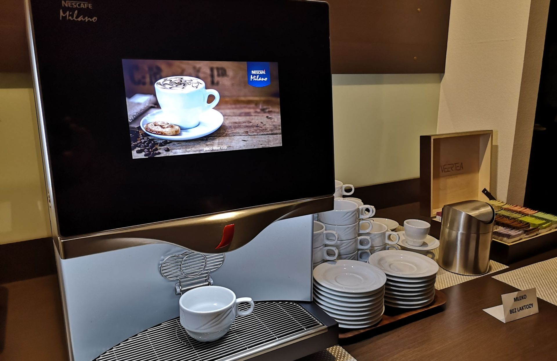 Hotelowy express do kawy